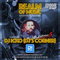 Dj Icko Live set for DI.FM for my friend Oliver Petkovski (Idacio's Realm Of Music 115)