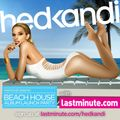 Max Hardcastle Beach House launch party with lastminute.com preview
