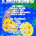 Panic 2º Aniversario -  Jumper Brothers 10 Octubre 2003