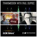 Transmission w/ Paul Dupree - guests Little Earl - John Mabey - 15/9/21 - Chelmsford Community Radio