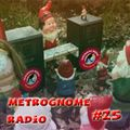 Metrognome Radio Show - # 25 - 88.3 to 107.4 in the Mix - 6th Sept 2018