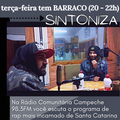 #102 - BARRACO RAP mantém a tradição - Música + Interatividade + Rap News + Kubico Rap 28/09