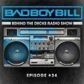 Behind The Decks Radio Show - Episode 34