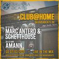 SCHETTHOUSE & MARC ANTERO for Club At Home (07.02.2021)