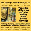 The Strange Boutique 122