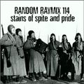 Random raymix 114 - stains of spite and pride