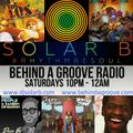 BAG Radio - RhythmBeSoul with Solar B, Sat 10pm - 12am (10.04.21)