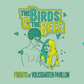 Luis Figueroa, Dereck Foreal, Adam Brandis at The Birds & The Bees in Mai 2017