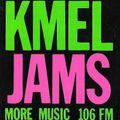 DJ Shadow KMEL 106 FM 90s