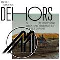 Festival Dehors #2 Dedans - Set MiMiL - La Soute - Hydrophone - Lorient