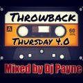 Throwback Thursday 4.0