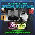 Sat 20th June 2020 Live Definitive Mix Show with DJ FRNIK - ATFC - Stbeesradio.co.uk