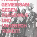 20180307 #WeRadio! show with activists from Women in Exile & Friends