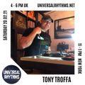 Tony Troffa Universal Rhythms Radio Mix 1