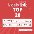 ARTEFAKTOR TOP 20 for August 21 , 2021