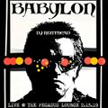 Dj RIVITHEAD - BABYLON LIVE @ THE PEGASUS LOUNGE 2.15.19