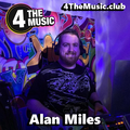 Alan Miles - 4 the Music Exclusive - Saturday afternoon, set to get the party started