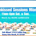 """""""The Sun Will Rise"""" Mark Gorbulew @ Sunkissed Sessions Miami, Jan. 4, 2020."""