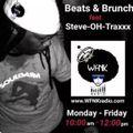 Steve Oh Traxxx - Beats & Brunch Show (05.10.2021)