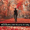 3-Hour Deep House DJ Mix by JaBig - DEEP & DOPE #BeatsByBikes.005