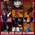 BLACK VOICES spéciale AFRO TALENTS au féminin RADIO KRIMI mai 2021