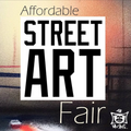 Fifteen Minutes of Funk by Rob Hale for The Affordable Street Art Fair