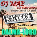 Straight Outta A.S.A.South Vol.2 West Coast MIX