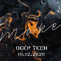Deep Techno deep House set