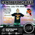 Chris Paul Orange Club Live From USA  - 883.centreforce DAB+ - 18 - 07 - 2021 .mp3