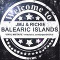Balearic Islands vinyl mixtape