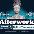 Jägerbar x La Grande Soirée: Afterwork mit Les Mecs Eclectics