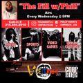 The Fill w/Phil & Co-Host Jewels/Battle Rapper Panic/Lakers or Clippers?/Jadakiss and Lil Uzi Vert