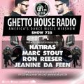 Hatiras Mix and Interview GHR Radio