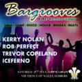 Iceferno @ Bargrooves: Kerry Nolan & Friends, 25.07.2015