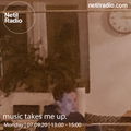 music takes me up w/ Timmy C - 7th September 2020