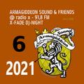 @ X-Fade DJ-Night - 01.06.21 ls Mukka