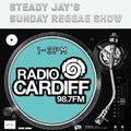 Steady Jay's 'Reggae At One' Show on Radio Cardiff - 18th July 2021