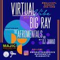 The Afromentals Mix #143 by DJJAMAD Sundays on Big Ray's Virtual Vibe 8-10pm EST  MAJIC 107.5 FM