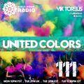 UNITED COLORS Radio #111 (Ethnic Fusion, Alternative Indian Electronic, Independent India, World)
