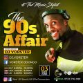 DJ.VORSTER 90's AFFAIR VOL.2 MIX JUNE@2020