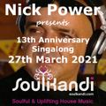 Nick Power - Soulful House Singalong Part 2