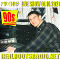 Real Roots Radio Live Show 01/10/2021