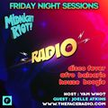 Midnight Riot Radio with guest Joelle Atkins host Yam Who? 11 - 12 - 20 by Yam Who?