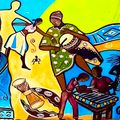 An African Ride - Deep Down Beat