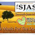SJAS Radio - © Music For The Day Sunday Smooth Jazz Mix - 01-08-2021