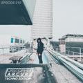 Techno Edition 010 | Cristopher Arcuri | Halloween 2020 Techno Podcast