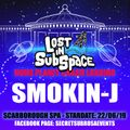 Secret Sub Rosa at the Scarborough Spa 2019 - Lost in Sub Space - Smokin-J