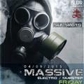 DJ SET MASSIVE FRIDAY [September 4th 2015]