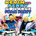 David Nimmo Live @ Kevin & Perry Go Large Foam Party, The Classic Grand, Glasgow 01-09-2018