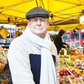 People and Places with Julia Bright - 3rd September - Mick Pryke , Stallholder